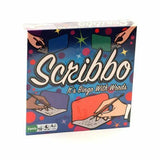 Scribbo - Bingo with Words Game - Australia only - Better Buy Now