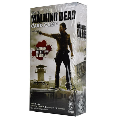 The Walking Dead Card Game - Australia only - Better Buy Now