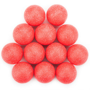 Pack of 12 Red Textured Foosballs - Australia only - Better Buy Now