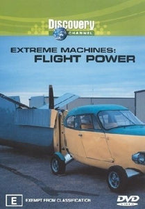 Extreme Machines - Flight Power (DVD, 2004) - Australia only - Better Buy Now