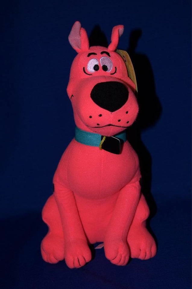 SCOOBY DOO PLUSH TOY PINK LICENSED - 30CM - Better Buy Now