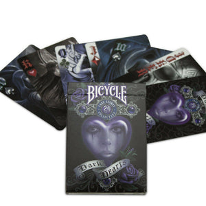 Anne Stokes II Dark Hearts Playing Cards - Australia only - Better Buy Now