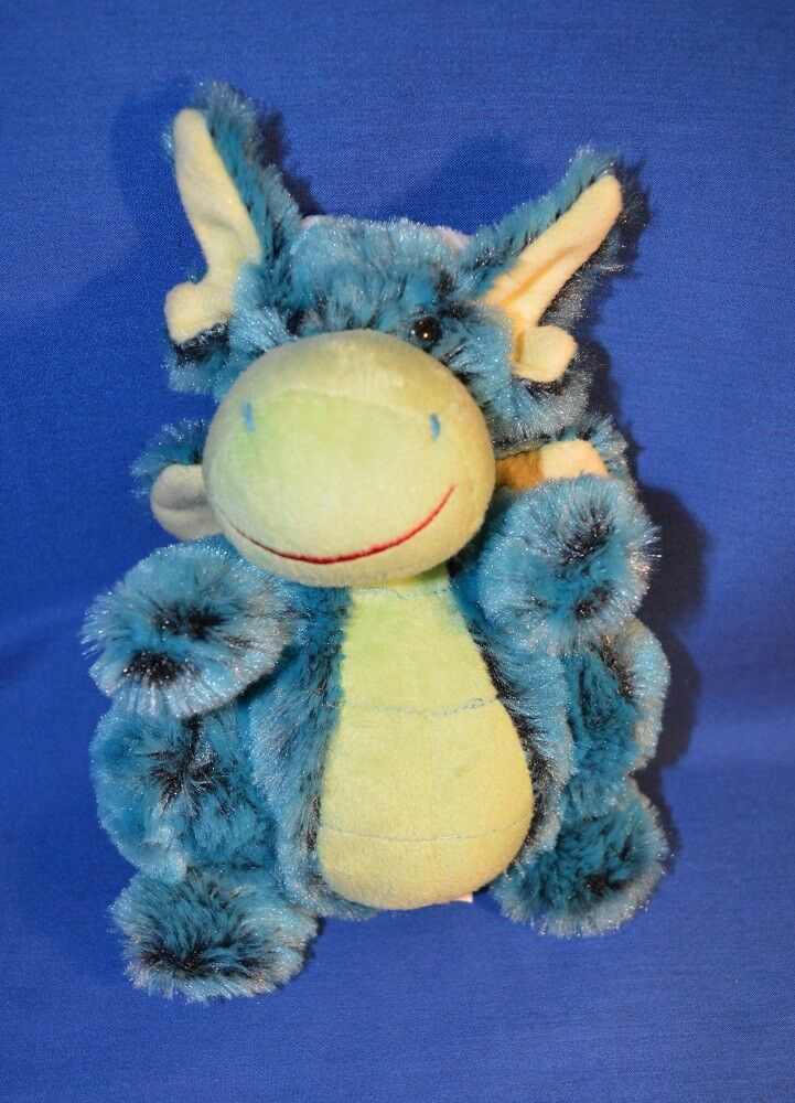 BLUE DRAGON PLUSH TOY - 18cm - Australia only - Better Buy Now