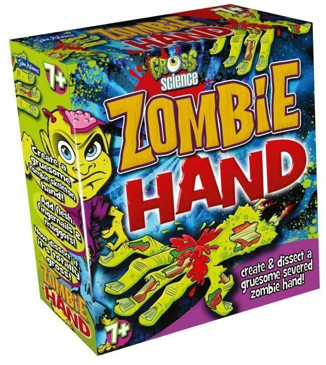 Gross Science - Zombie Hand - Discount - Box Damage - Australia only - Better Buy Now