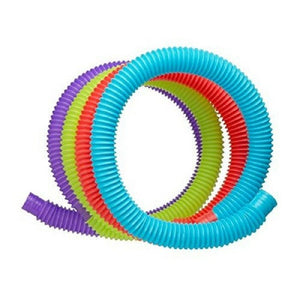 5 Slinky Brand Pop Toobs - Assorted Colors - colours will vary - Australia only - Better Buy Now