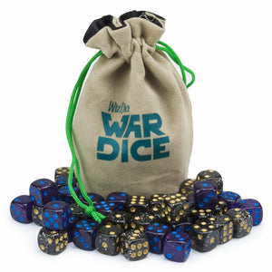 Set of 40 12mm War Dice, Galactic Conquest - Australia only - Better Buy Now