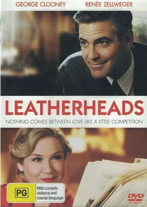 Leatherheads (DVD, 2008) Region 2 & 4 & 5 George Clooney, Renée Zellweger - Better Buy Now