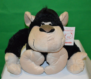 "Stevie ""G"" Gorilla Black 23cm - Australia only"