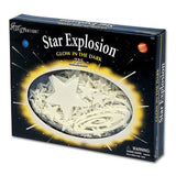 Star Explosion - Glow In The Dark 725 Stars and Astros - Australia only - Better Buy Now