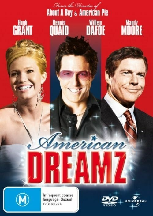 American Dreamz (DVD, 2006) - Australia only - Better Buy Now