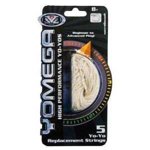Yomega String - 5 Yo-Yo Replacement Strings - Australia only - Better Buy Now
