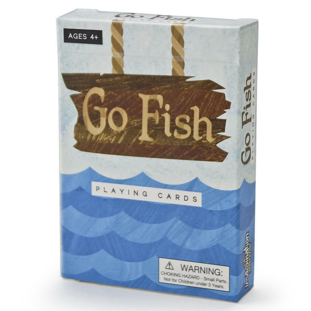 Go Fish Illustrated Card Game - Australia only - Better Buy Now