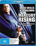 Mercury Rising (Blu-ray, 2010) - Australia only - Better Buy Now