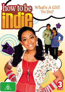 How To Be Indie - What's A Girl To Do? (DVD, 2010) - Australia only - Better Buy Now