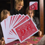 New Secret Marked Poker Cards See Through Playing Cards Magic Toys simple but unexpected Magic Tricks - Better Buy Now