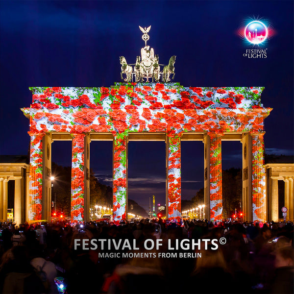 Bildband (limitierte Edition) - 15 Jahre FESTIVAL OF LIGHTS