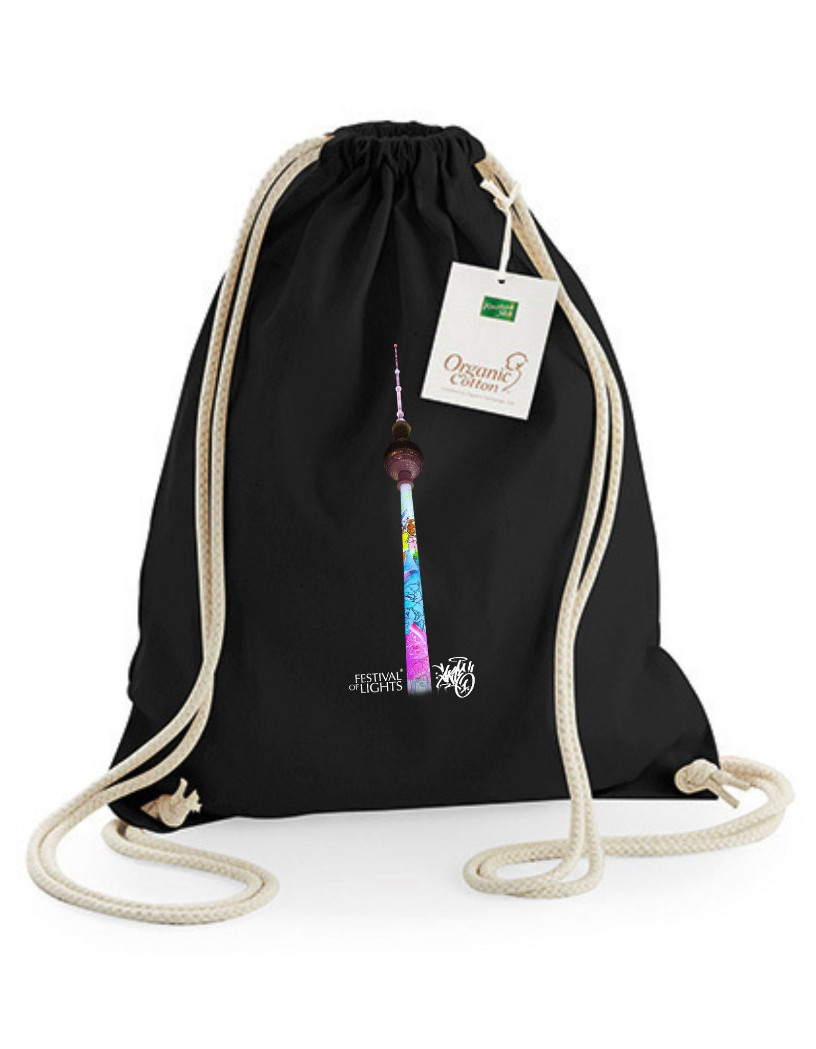 SOLD OUT - Rucksack - Fernsehturm AKTE ONE