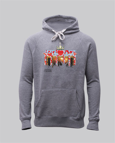 SOLD OUT - Hoodie Brandenburger Tor (versch. Farben)