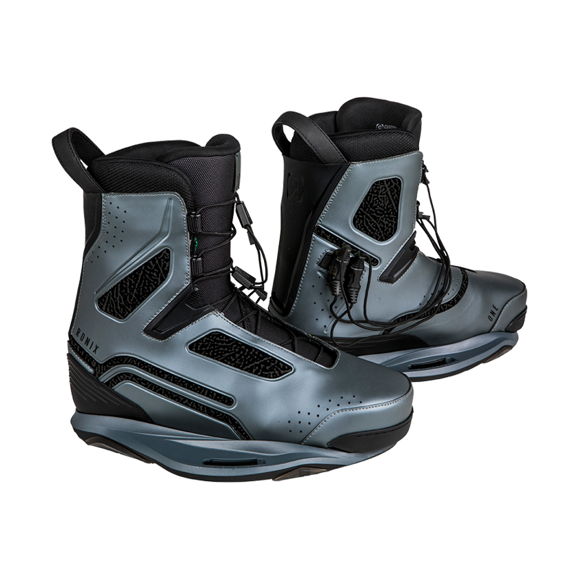 Ronix One Boots - Intuition+ - Space Craft Grey / Arctic White