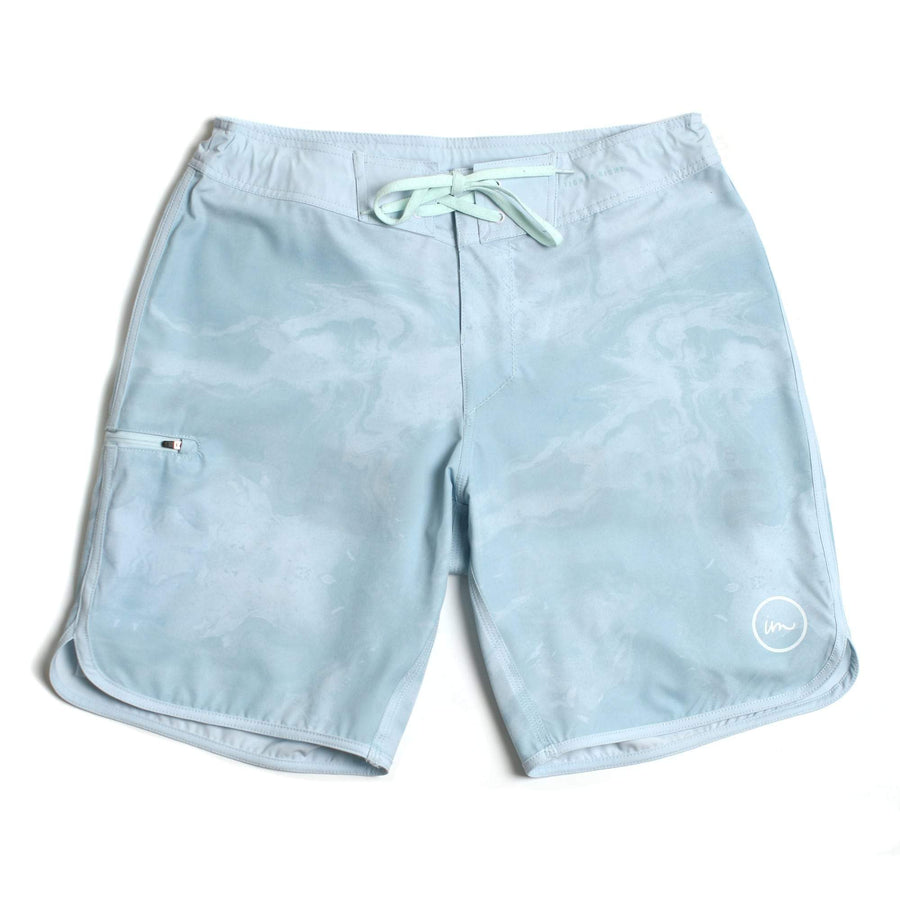Imperial Motion Carbon Boardshort - Aqua