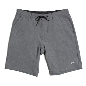 Imperial Motion Carbon Hybrid Walkshort - Grey Melange