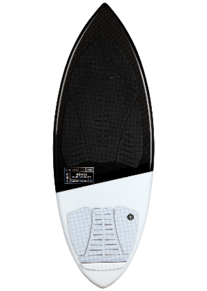 2021 Ronix Carbon Air Core 3 Skimmer - Black/White