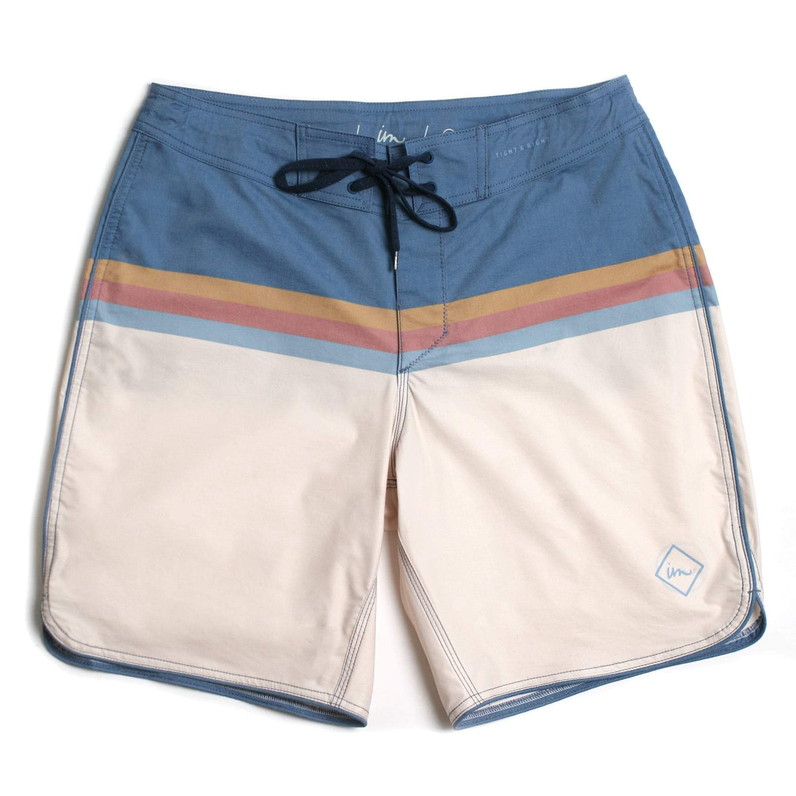 Imperial Motion Decade Boardshort - Indigo