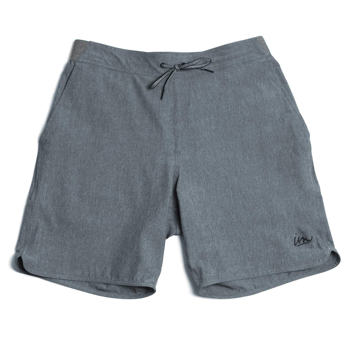 "Imperial Motion Everything 18"" Classic Boardshort - Denim Melange"