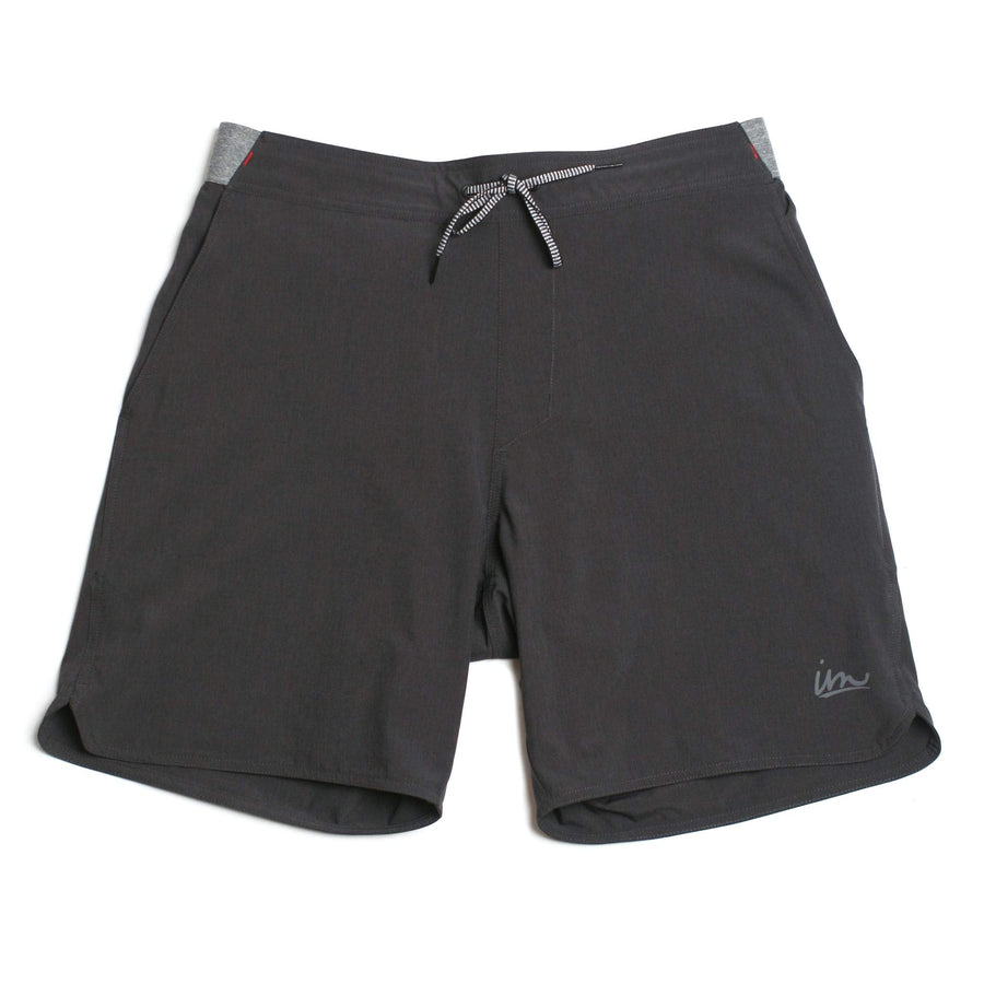 Imperial Motion Everything Boardshort - Double Black