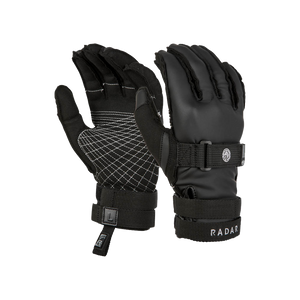 Radar Atlas - Inside-out Gloves - Blackout