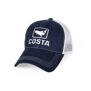 Costa Trout Trucker Hat