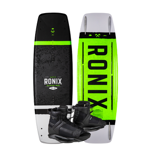 2020 Ronix Men's District W/ Divide - 144cm - Size 10.5-14.5
