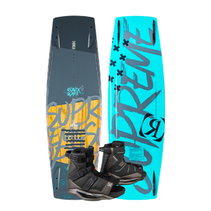 2020 Ronix Men's Supreme W/ Anthem - 137cm - size 7.5-11.5