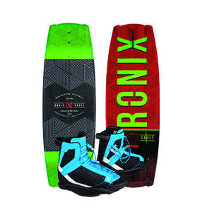 Ronix Vault w/ District - 128cm - Size 5-8.5