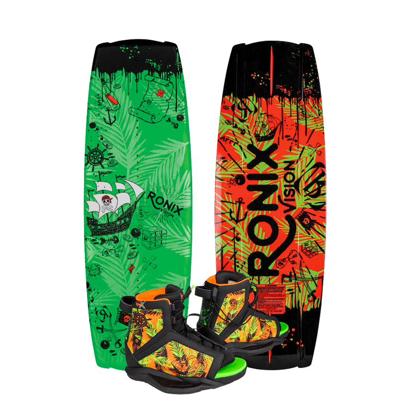 Ronix Vision w/ Vision - 120cm - Size 5-8.5