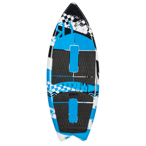Ronix Kid's Super Sonic Space Odyssey - Tropical Blue/White/Black