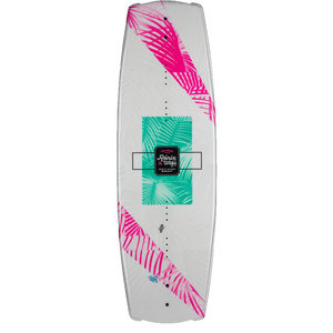 Ronix Krush Women's Boat Board - Beach Sunset/Pearl White/Pink/Mint