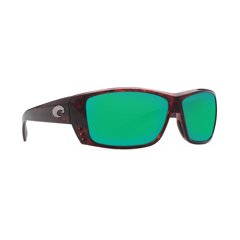 Costa Cat Cay - Gray Polarized Polycarbonate 580 Lens - Blackout Frame