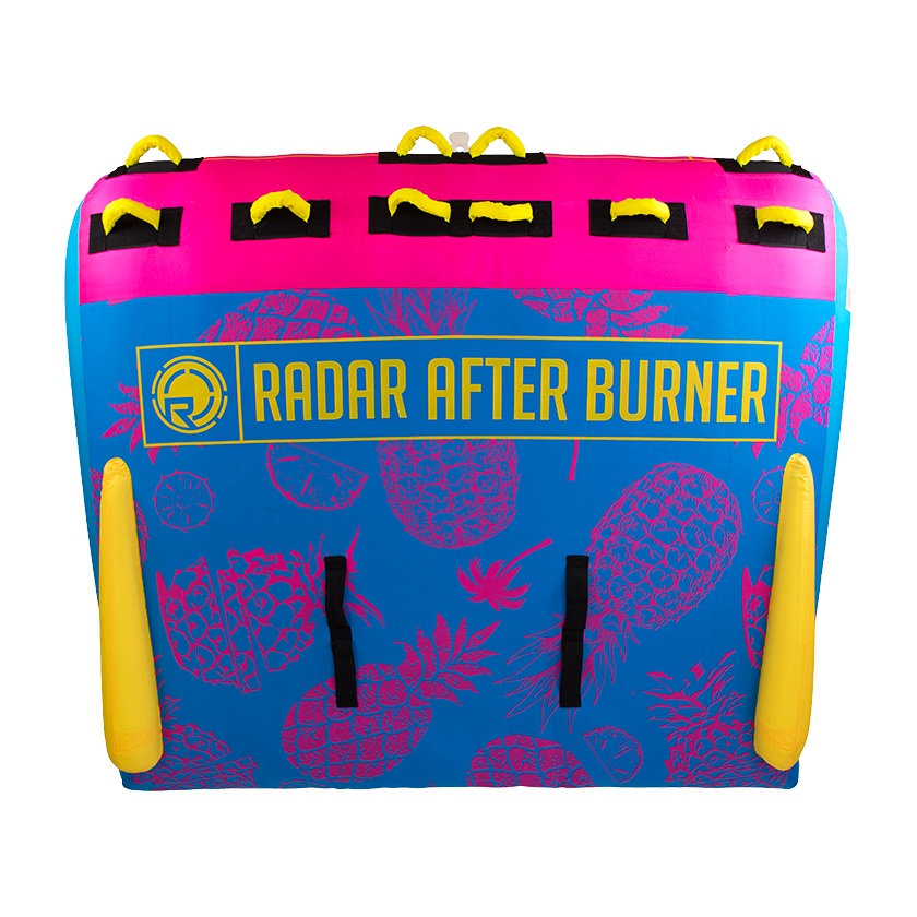 Radar After Burner - 3 Person Tube