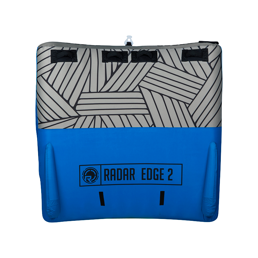 Radar Edge 2 - Blue/Geometric - 2 Person Tube