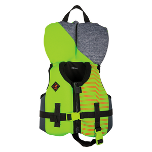 Ronix Vision Boy's Infant/Toddler - CGA Vest - Lime/Heather