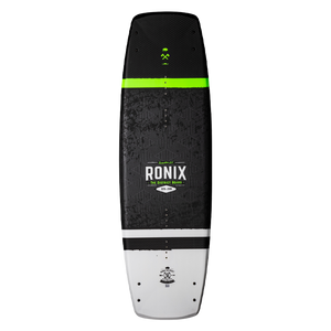 2020 Ronix District - Textured Black White Green