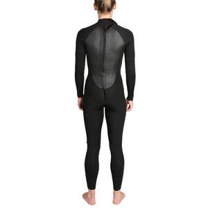 Imperial Motion Luxxe Deluxe Back Zip 3/2 (Women's, Black)