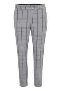 SidneyKB Cigarette Check Pants
