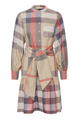 LucKB Shirt Dress
