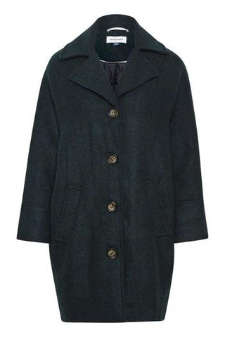 DHCanyon Wool Coat