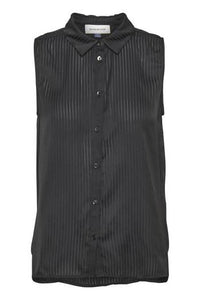 DHMango Sleveless Shirt Light Woven
