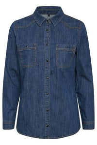 DHFortuna Shirt Light Denim