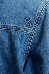 DHDover Denim Dress