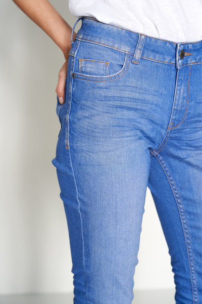 Stinna Slim Custom Jeans